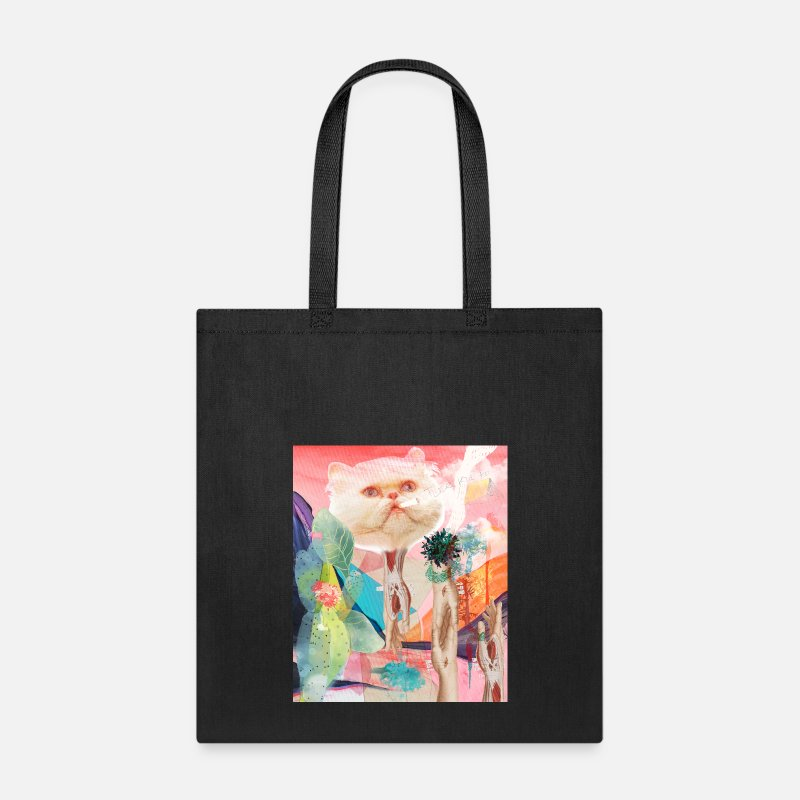 Urban Bags & backpacks - make love great again - Tote Bag black