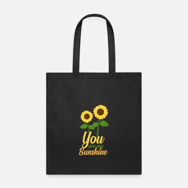 Spring Break Sunflower Flower Power Flower - Tote Bag