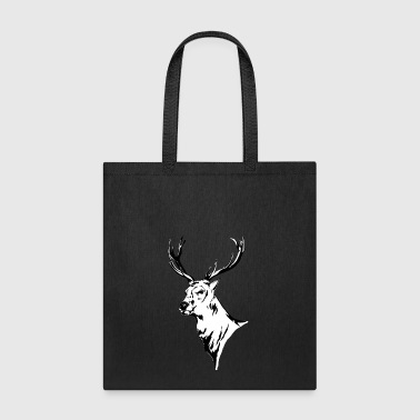 Stag - Tote Bag
