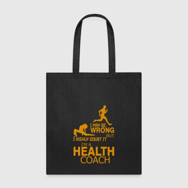 Heath I Am A Heath Coach T Shirt - Tote Bag