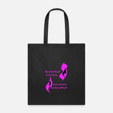 Jersey New Jersey Girl - Tote Bag