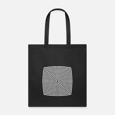 Optical Illusion optical illusion - Tote Bag