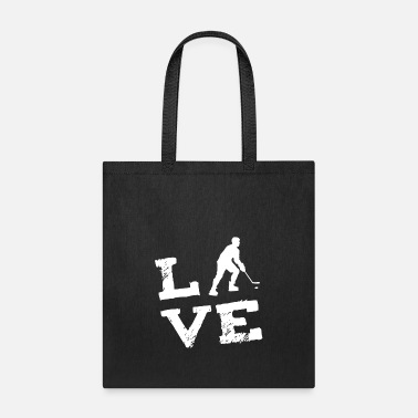 Ice hockey ice Sports Love Gift - Tote Bag