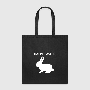 Happy Easter Easter Bunny - Tote Bag