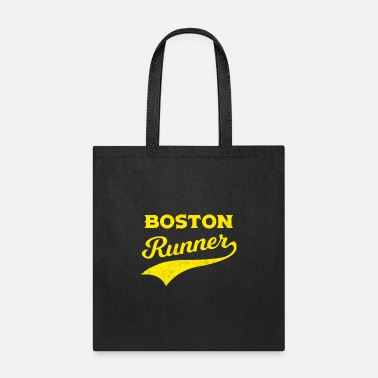 Boston Marathon Boston Runners Running Marathon - Tote Bag