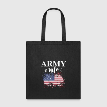 Army Baby army wife - Tote Bag