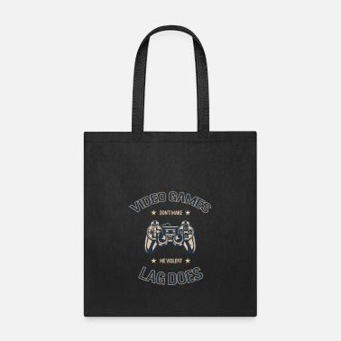 Video Game Video Games - Tote Bag