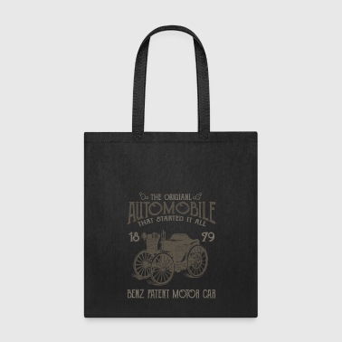 Automobile THE ORIGINAL AUTOMOBILE - Tote Bag