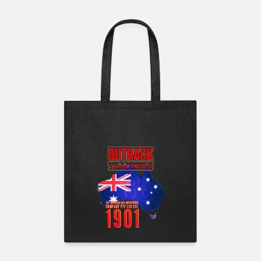 Down down under - Tote Bag