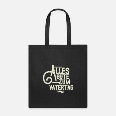 B Day Fathers Day German B - Tote Bag