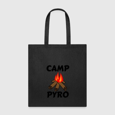 Pyro Camp Pyro - Tote Bag