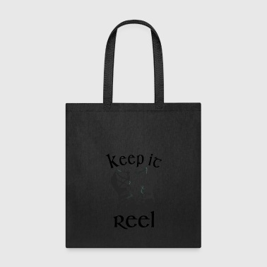 Irish Dancing Funny Girls Irish Dance & Dancing Design Keep it Reel Irish dance - Tote Bag