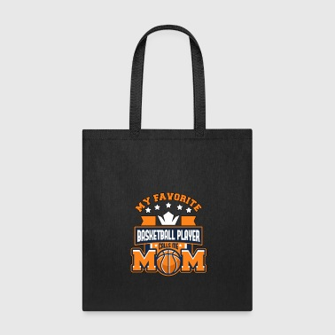 Womens Basketball Mom; Gift for Women - Tote Bag