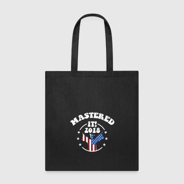 Mastered it - Tote Bag