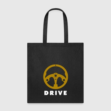 Motor Race Steering Wheel Motor Car Race - Tote Bag