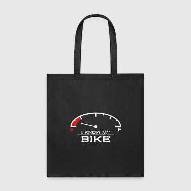 Motorcycle Statement Cross Racer Chopper - Tote Bag