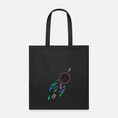 Esoteric Dreamcatcher positive Esoteric Festical Spirit chakra new teeshirt - Tote Bag