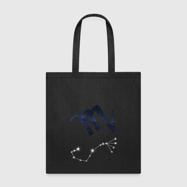 Astrology Gift for Scorpio Birthday Born in October or November - Tote Bag