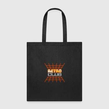 Retro Club 80s Electro Club Music Gift Style Cool - Tote Bag