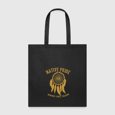 Native Indian Dreamcatcher - Tote Bag