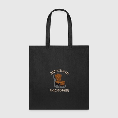 Armchair (Gift) Philosopher's armchair - Tote Bag