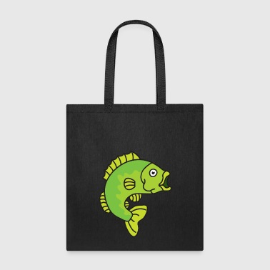 Perch Fish - Tote Bag