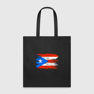 Puerto Rico Flag Gift Country Patriotic Travel Shirt Americas Light - Tote Bag