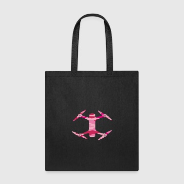 Drone Camera Racing Racer FPV Gift Present Idea - Tote Bag
