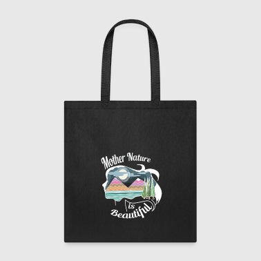 nature save the world save earth protect environment global warming 8 - Tote Bag