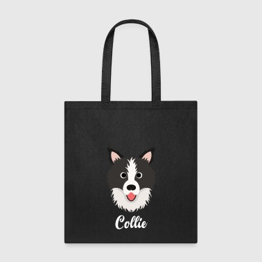 Collie - Border Collie - Tote Bag