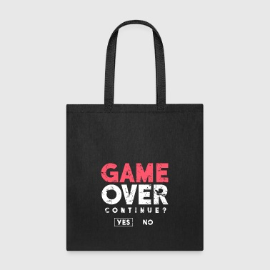 Game over Gamer Gift Christmas - Tote Bag
