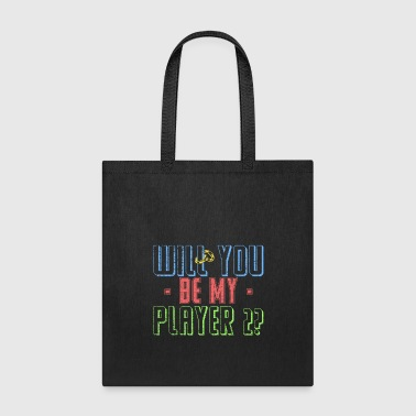 Will you be my player two? Gift Proposal - Tote Bag