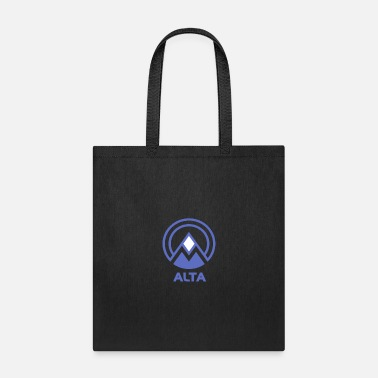 Ski Resort Alta Utah Ski Resort Vacation Souvenir - Tote Bag