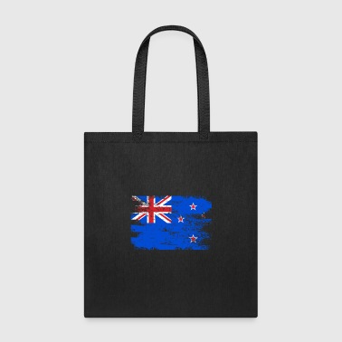 New Zealand Shirt Gift Country Flag Patriotic Travel Oceania Light - Tote Bag