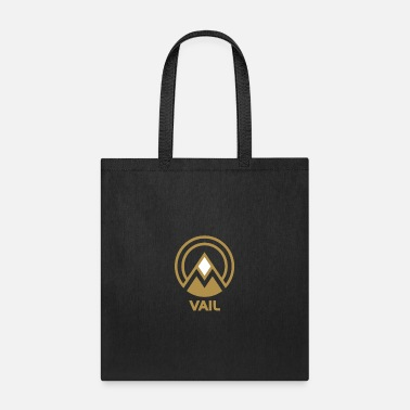 Ski Resort Vail Ski Resort Vacation Souvenir - Tote Bag