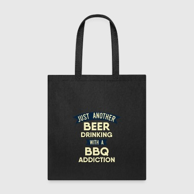 Pitmaster BBQ Barbecue food grill Put my meat in your mouth and swallow design bbq addiction - Tote Bag