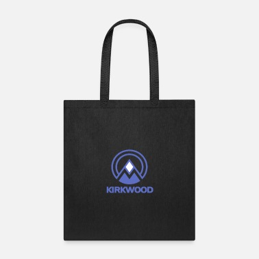 Ski Resort Kirkwood Lake Tahoe Ski Resort Vacation Souvenir - Tote Bag