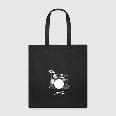Drum Set - Tote Bag
