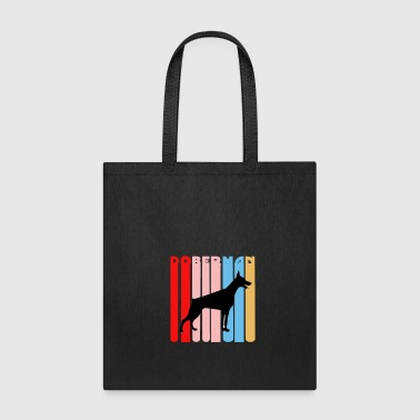 Doberman - Tote Bag
