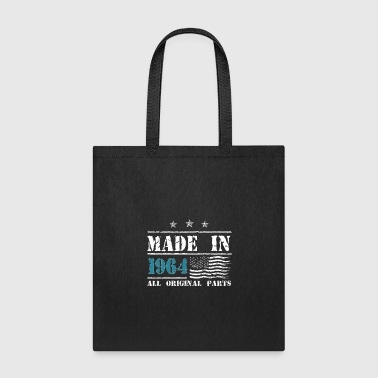 Original Made In 1964 All Original Parts - Tote Bag