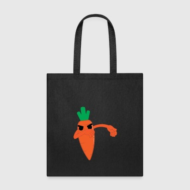 Dabbing Carrot Funny Vegetable Dab Vegetarian - Tote Bag