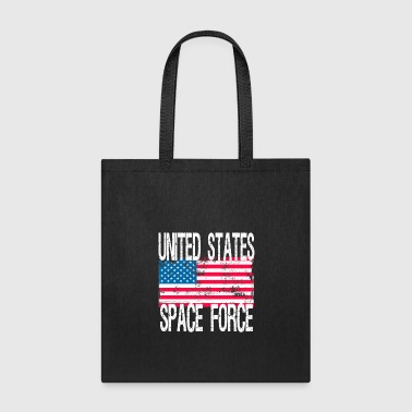 United United States Space Force Retro - Tote Bag