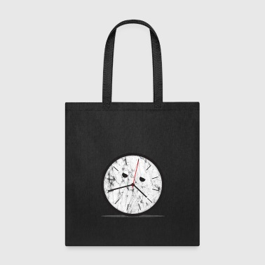 Cute Objects - Clock - Tote Bag