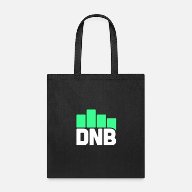 Dnb DNB Drum And Bass / Drum N Bass EDM Rave - Tote Bag