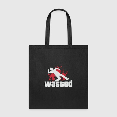 Wasted GTA PS4 GTA Online Game Gamer - Tote Bag