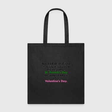 Hilarious St. Patrick's Day Shirt - Tote Bag