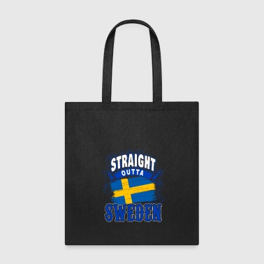 Sweden flag gift idea - Tote Bag