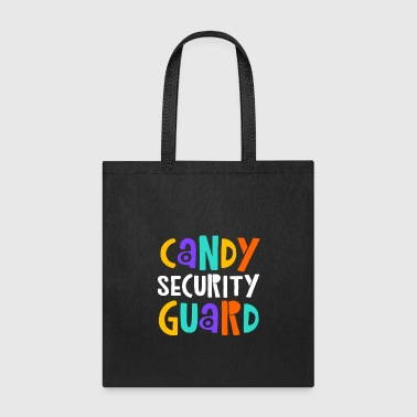 Candy Security Guard - Tote Bag
