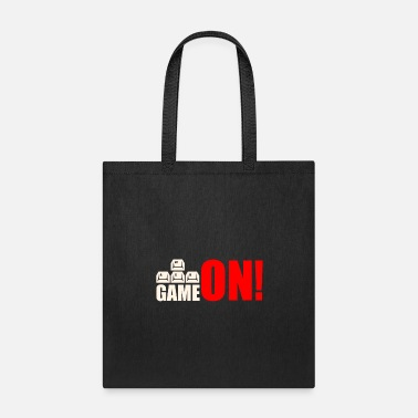 Game Gaming - GAME ON! - Tote Bag