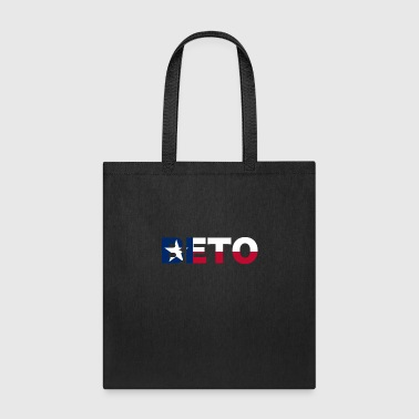 Beto Texas Flag - Tote Bag